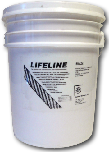 LifeLine - Wire Rope Lubricant